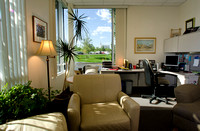 Counseling Center offices offer a place of comfort.