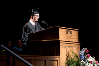BYU-Idaho Graduates at Convocation for Agriculture and Life Sciences. April 2018
